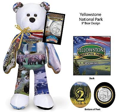 Yellowstone National Park Quarter bear by Limited Treasures #2 in Series