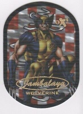 2017 Fleer Ultra Spider-man Jambalaya 4 of 30 Wolverine