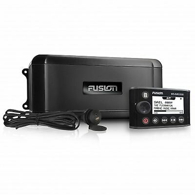 Fusion Black Box Stereo MS-BB300R Marine Black Box with Wired Remote
