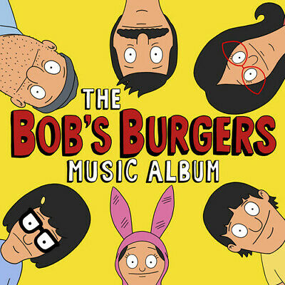 Bob's Burgers - The Bob's Burgers Music Album [New CD]