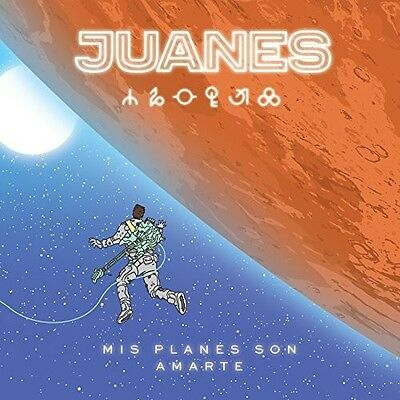 Juanes - Mis Planes Son Amarte [New CD]