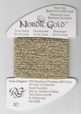 Nordic Gold - Collection of 11 Cards - Rainbow Gallery