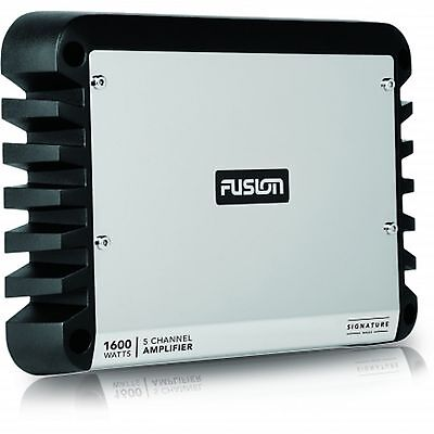 Fushion Signature Series 5 Channel Marine Amplifier SG-Da51600