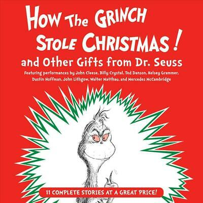 How the Grinch Stole Christmas! and Other Gifts from Dr. Seuss by Dr Seuss (Engl