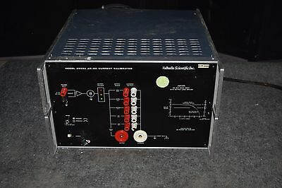 Valhalla Scientific Model # 2555A Ac-Dc Current Calibrator
