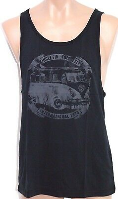 Golden Breed Surf VW Kombi Tank Singlet Top. Men's Size S - XL. NWT, RRP $39.99.