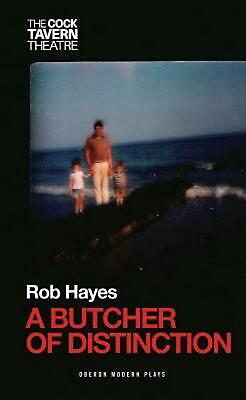 Butcher of Distinction by Rob Hayes (English) Paperback Book Free Shipping!