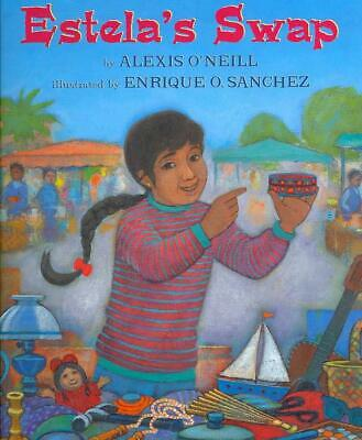 Estela's Swap by Alexis O'Neill (English) Paperback Book Free Shipping!