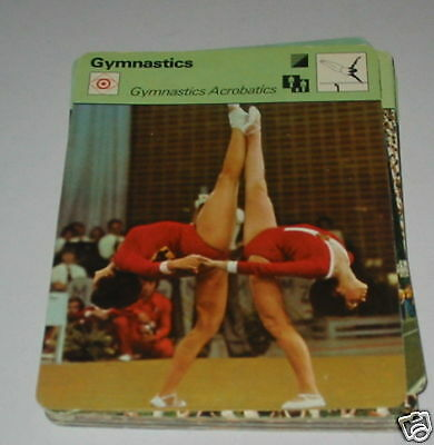 Gymnastics - Gymnastics Acrobatics SC Collector card