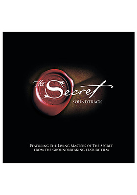 The Secret Soundtrack Audio by Rhonda Byrne 2CD Set Extended Edition New
