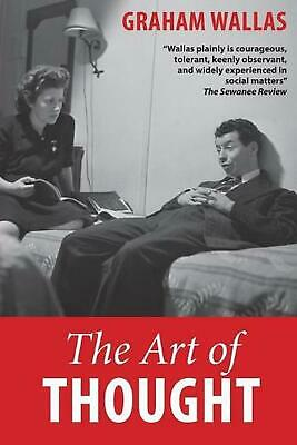 The Art of Thought by Graham Wallas Paperback Book (English)
