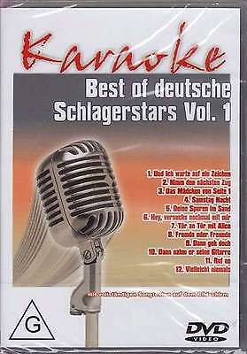 KARAOKE DVD: HOWARD CARPENDALE = BEST OF DEUTSCHE SCHLAGERSTARS Vol.1 *