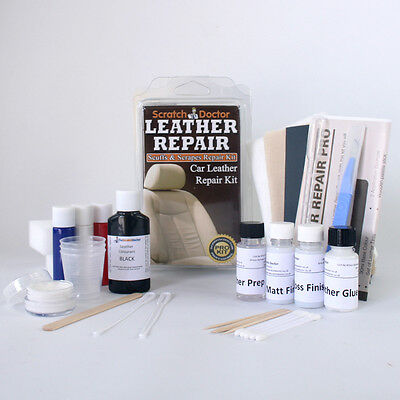 LEATHER Repair Kit for RENAULT Car Interior. FIX Tear, Scratch, Scuffs & Holes