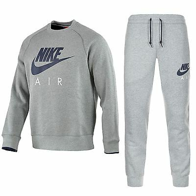 Nike Air Aw77 Tracksuit Fleece Cotton Polyester Deadstock Retro S M L Xl Bnwt