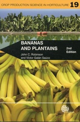 Bananas and Plantains: Crop Production Science in Horticulture (P. 9781845936587