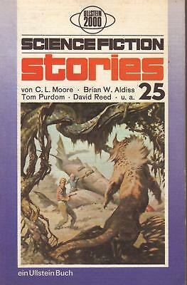 Ullstein 02964 Science Fiction Stories 25 Aldiss u.a., Zustand: 2