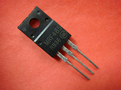 10 Motorola MRF485 RF Power Transistor 30MHz TO-220 NEW