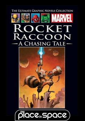 Marvel Graphic Novel Collection Vol 141 Rocket Raccoon - Hardcover