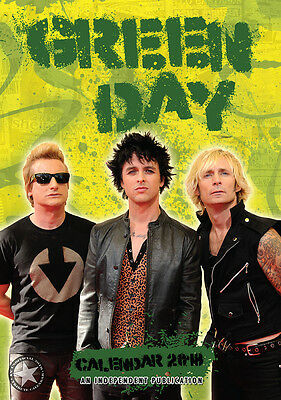 Green Day   Kalender 2018 (Dream) Neu