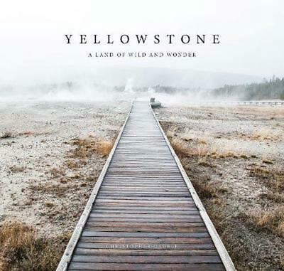 Yellowstone: A Land of Wild and Wonder by Hardcover Book (English)