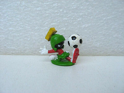 MINI FIGURINE MARVIN FOOTBALL FOOT TOONS SPORT LOONEY TUNES figure F36