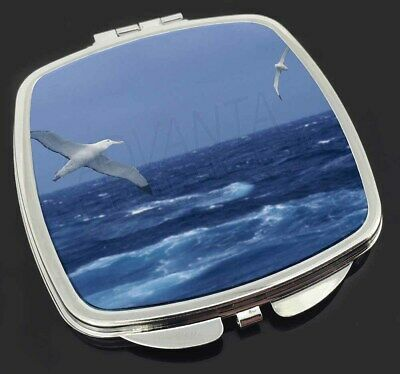 Sea Albatross Flying Free Make-Up Compact Mirror Stocking Filler Gift, AB-106CM
