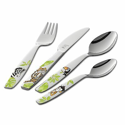 ZWILLING Twin Kids Kinderbesteck Jungle 4 teilig