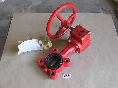 "+New Bray 2"" Handwheel Operated Butterfly Valve Item# 0.10"