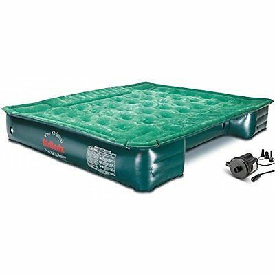 Short and Long 6'-8' Truck Bed Air Mattress with DC Corded Pump by AirBedz Lite