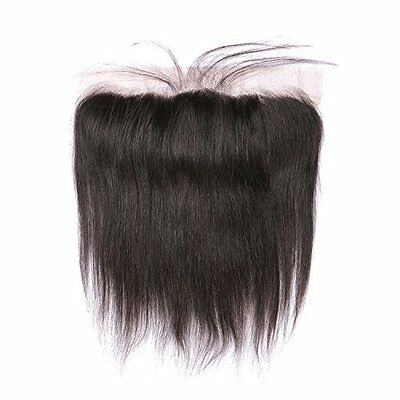 Brazilian Straight Virgin Hair by Beata Hair - Free Part Full Lace Frontal 16""