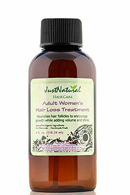Hair Loss Treatment Best for Adult Women Moisturize and Soothe Dry Scalp 4 oz