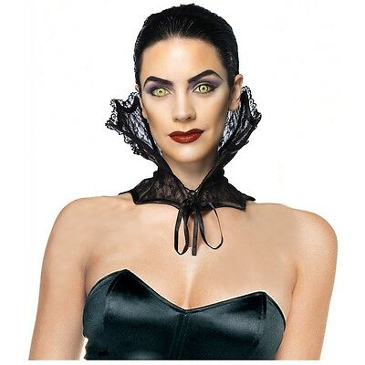 Lace Corset Collar Gothic Lace Costume Accessory Adult Halloween