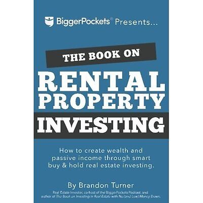 The Book on Rental Property Investing: How to Create We - Paperback NEW Brandon