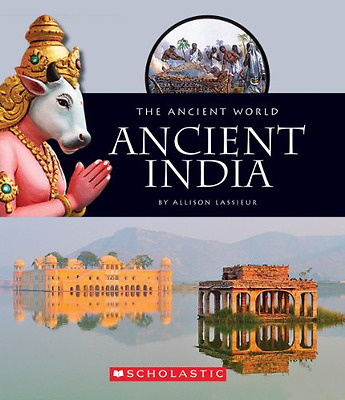 Ancient India (Ancient World (Children's Press)) - Paperback NEW Allison Lassieu