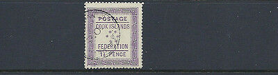 Cook Islands 1892 (Sg  2) F/vf Used