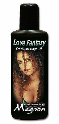 "Huile de Massage "" Love Fantasy "" 100 ml"