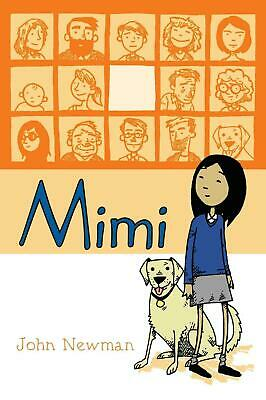 Mimi by John Newman (English) Hardcover Book Free Shipping!