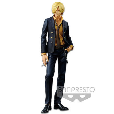 SMSP Super Master Stars Piece One Piece The Sanji 30cm PVC figure Banpresto