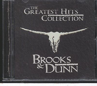 Brooks & Dunn - The Greatest Hits Collection CD