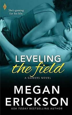 Leveling the Field by Megan Erickson (English) Paperback Book Free Shipping!