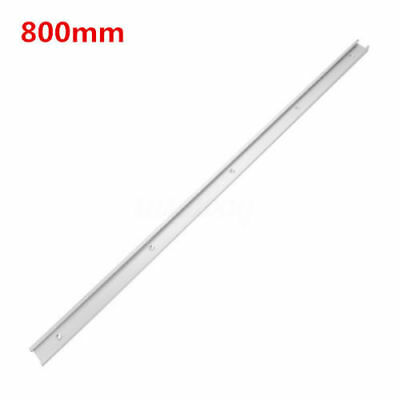 800MM T-Slot Miter Track Jig Fixture T-tracks For Router Woodworking Table Tool