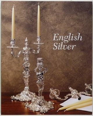 Antique English Sterling Silver - the Gans Collection in the Richmond Museum