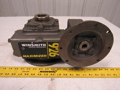 Winsmith 926MDSFD Double Reduction Hollow Shaft Gear Reducer 750:1 Ratio