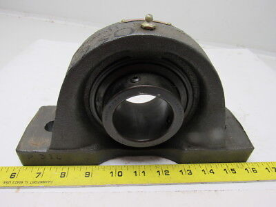 "SEALMASTER MP-35 2-3/16"" Pillow Block Mounted Bearing NOS"