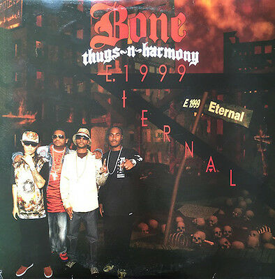 "Bone Thugs-N-Harmony "" E.1999 Eternal "" *** Coloured Vinyl *** New Lp"