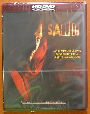 Saw III, HD-DVD 1080p (NO Blu-Ray,NO DVD) Audio: English, Subtitles: Dutch, NEW!