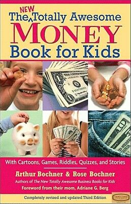 The NEW Totally Awesome Money Book For Kids, 3rd Edition - #18557047383