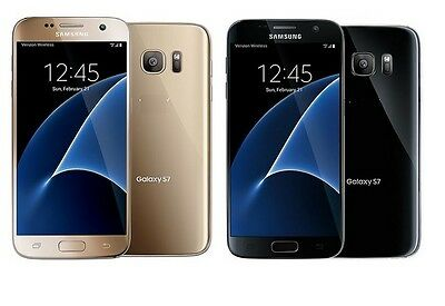 Samsung Galaxy S7 G930P 32GB AT&T T-Mobile 4G LTE GSM Unlocked Smartphone Phone