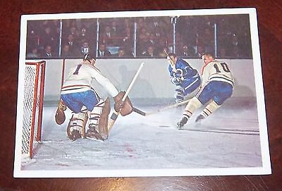 Toronto Stars in Action 1963-64 Dave KeonToronto Maple Leafs lot 4