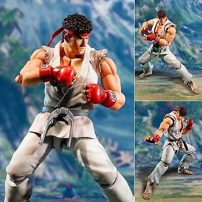 S.H. Figuarts Street Fighter Ryu action figure Bandai U.S. seller